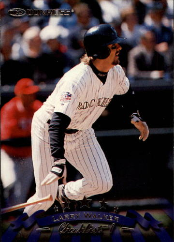 Photo of 1998 Donruss #166 Larry Walker CL