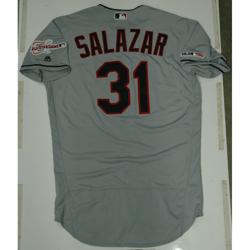 Photo of Danny Salazar 2019 Team Issued Road Jersey
