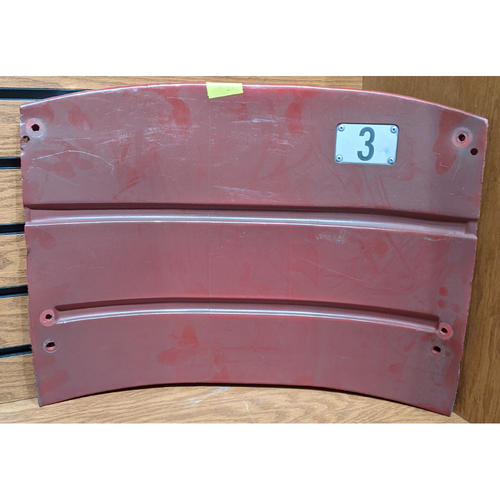 Photo of Fenway Park Section 18 Red Seatback #3