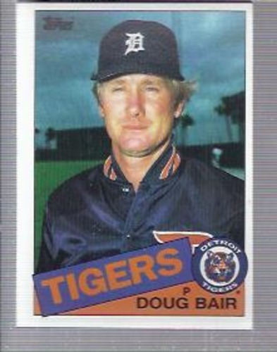 Photo of 1985 Topps #744 Doug Bair
