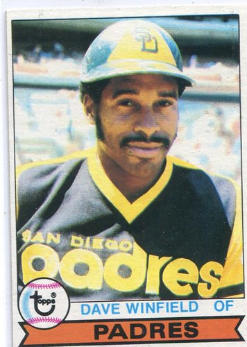 Photo of 1979 Topps #30 Dave Winfield -- Hall of Famer