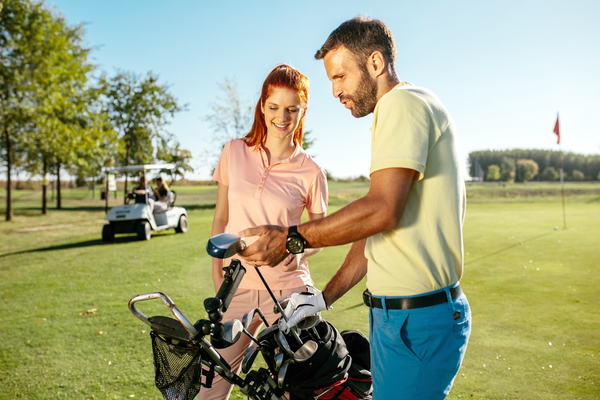 Clickable image to visit Tenacious Gear for the Golfer