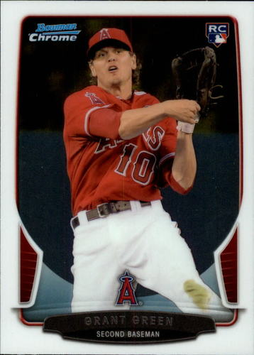 Photo of 2013 Bowman Chrome Draft #28 Grant Green RC