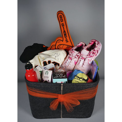 "Photo of Giants Wives Auction: Stephen Vogt ""Favorite Things"" Basket"