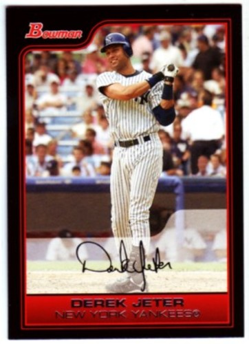 Photo of 2006 Bowman #65 Derek Jeter
