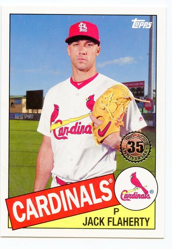 Photo of 2020 Topps '85 Topps Series 2 #85TB43 Jack Flaherty