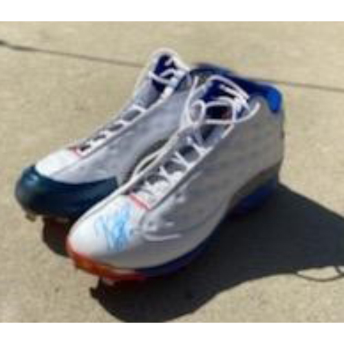 Photo of Kenley Jansen Authentic Autographed Cleats