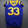 London Games - Rams Nick Scott Game Used Jersey 10/27/19 Size 38