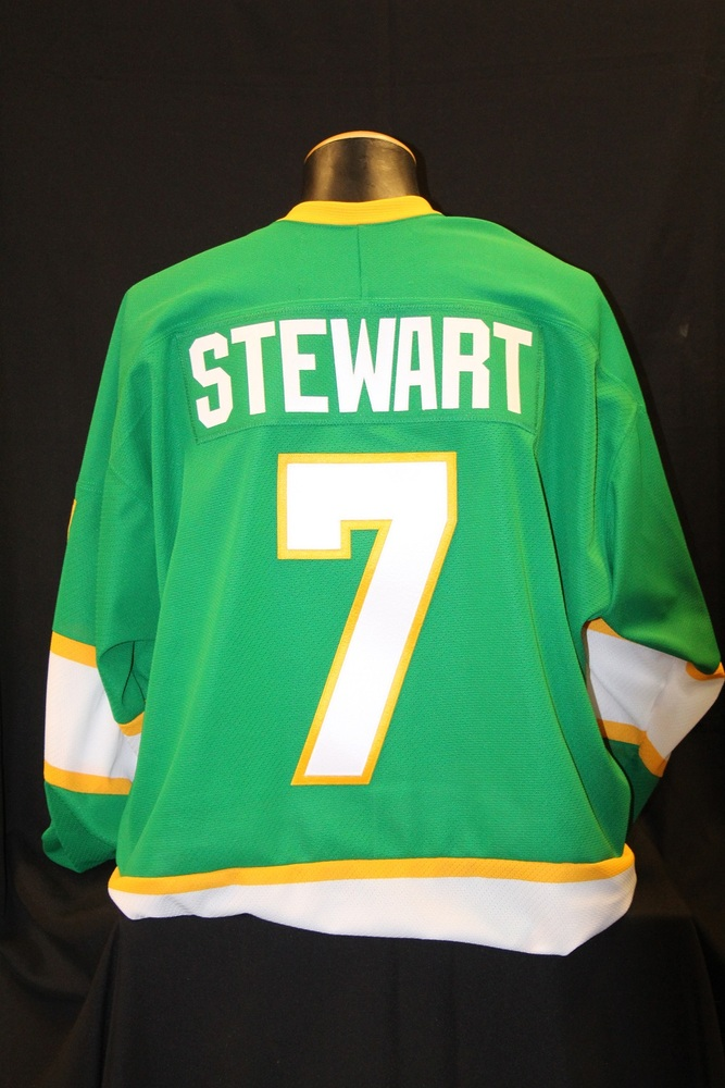 info for 7f9e9 94e8b MN Wild #7 Chris Stewart Northstars Jersey - NHL Auctions