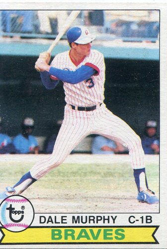 Photo of 1979 Topps #39 Dale Murphy