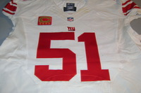 NFL INTERNATIONAL SERIES - GIANTS ZAK DEOSSIE GAME WORN GIANTS JERSEY (OCTOBER 23 2016)