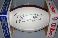 NFL - BILLS NATHAN PETERMAN SIGNED PANEL BALL