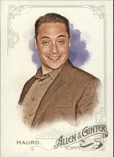 Photo of 2015 Topps Allen and Ginter #327 Jeff Mauro