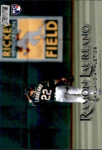 Photo of 2019 Stadium Club #151 Ramon Laureano RC