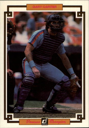 Photo of 1984 Donruss Champions #58 Gary Carter