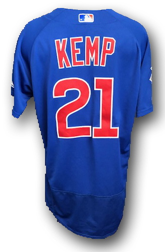 Photo of Tony Kemp Team-Issued Jersey -- 2019 Season - Size 42