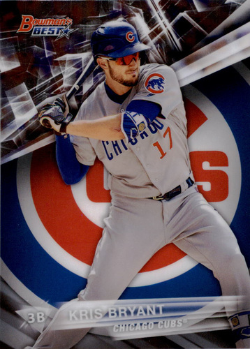 Photo of 2016 Bowman's Best #65 Kris Bryant