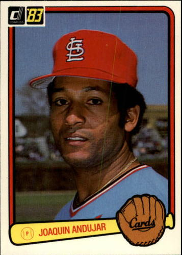 Photo of 1983 Donruss #316 Joaquin Andujar