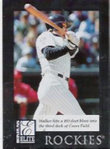 Photo of 1998 Donruss Elite #149 Larry Walker CL
