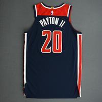 Gary Payton II - Washington Wizards - Game-Worn Statement Edition Jersey - 2019-20 NBA Season