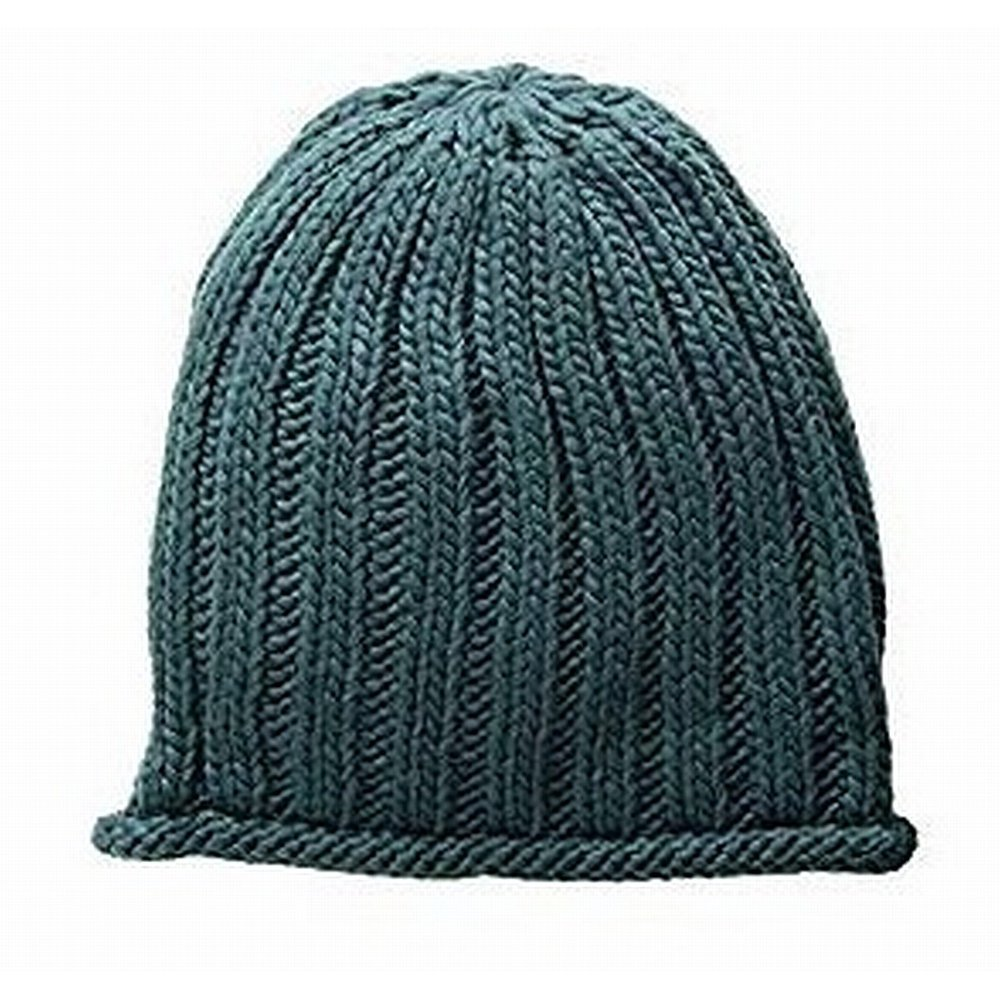 Photo of Teal Rory Ribbed Knit Women's One Cozzie Beanie Cap