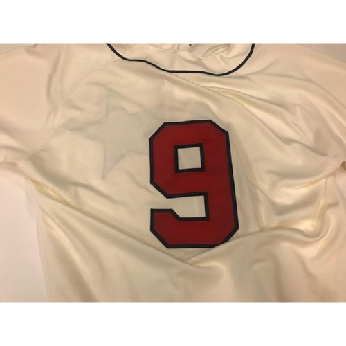 Photo of Game-Used Detroit Stars Jersey: Nicholas Castellanos