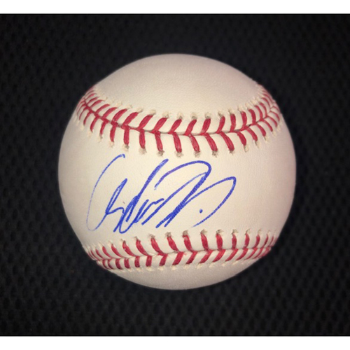 Photo of Avisail Garcia Autographed Baseball