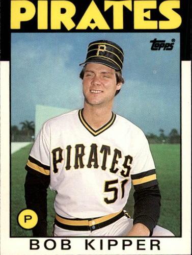 Photo of 1986 Topps Traded #54T Bob Kipper