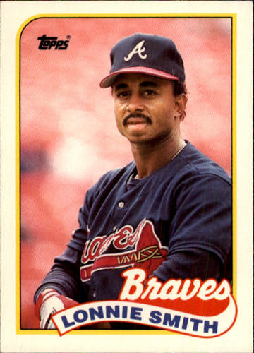 Photo of 1989 Topps Traded #114T Lonnie Smith