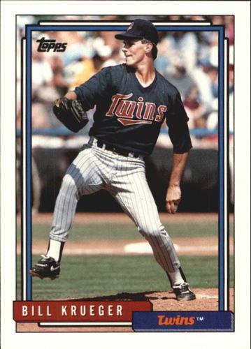 Photo of 1992 Topps Traded #61T Bill Krueger