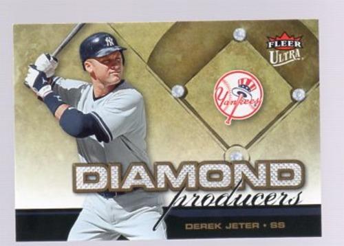 Photo of 2006 Ultra Diamond Producers #DP1 Derek Jeter