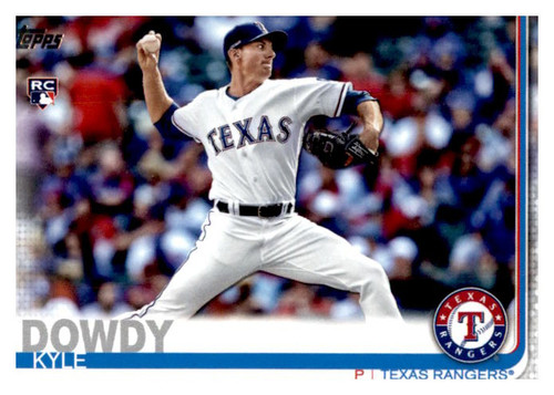Photo of 2019 Topps Update #US229 Kyle Dowdy RC