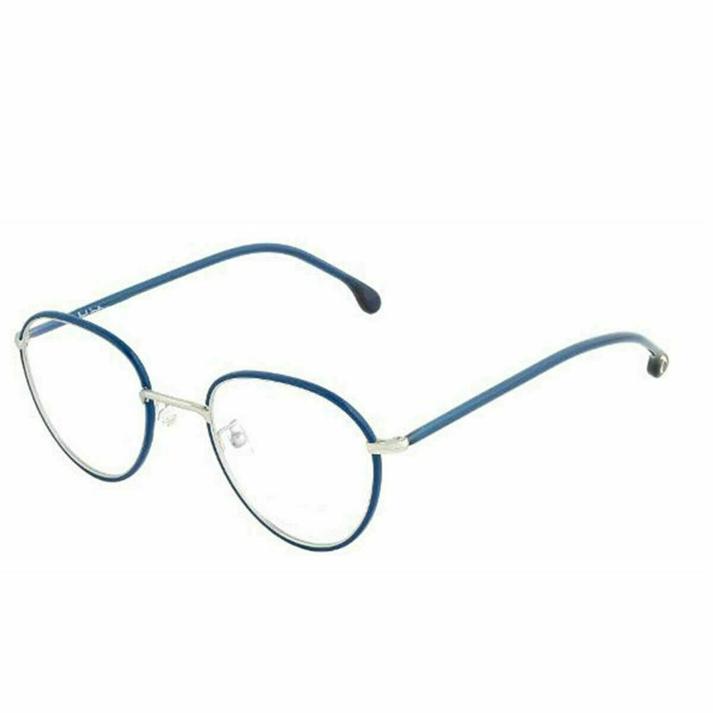 Photo of Paul Smith Albion Navy and Silver Optical Frames