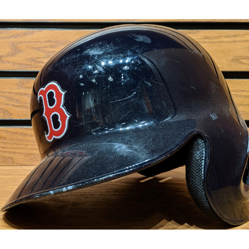 Photo of CJ Chatham #90 Team Issued Batting Helmet