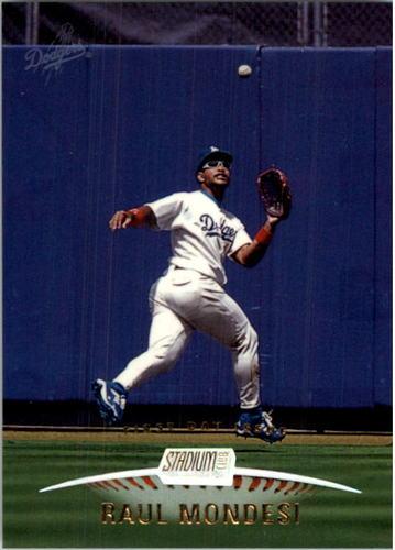 Photo of 1999 Stadium Club First Day Issue #30 Raul Mondesi