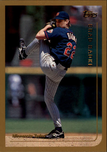 Photo of 1999 Topps #19 Brad Radke