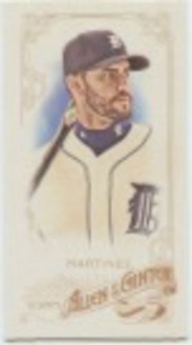 Photo of 2015 Topps Allen and Ginter Mini #71 J.D. Martinez