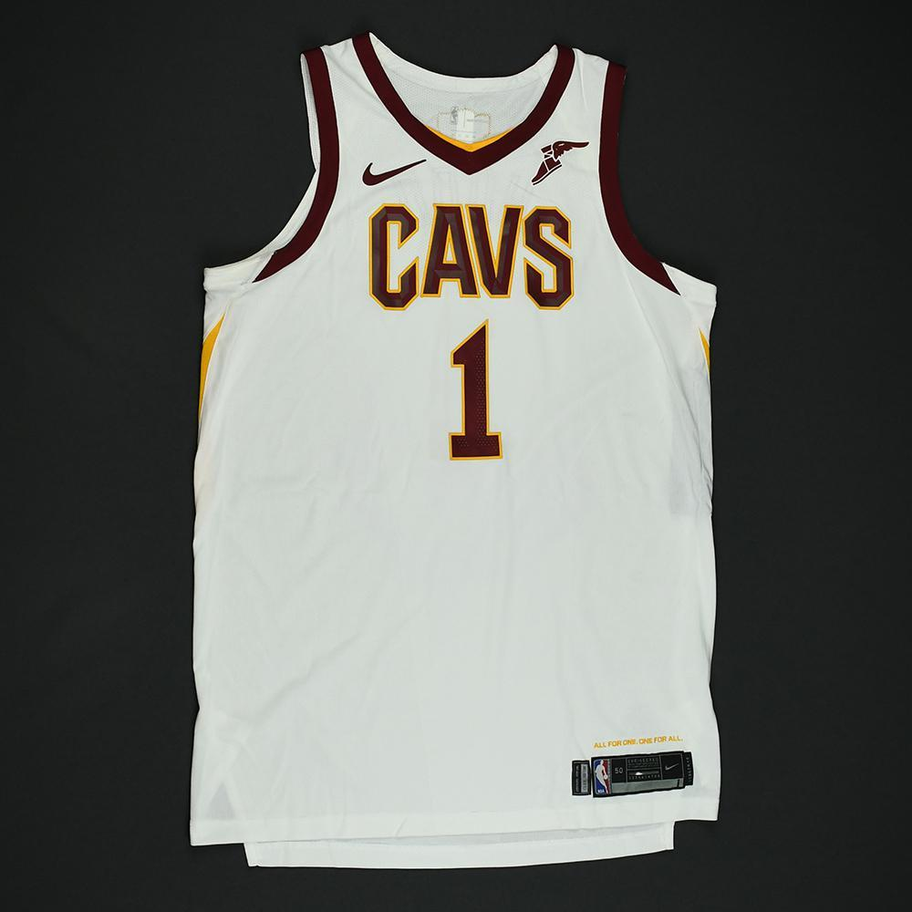 33e485ab Rodney Hood - Cleveland Cavaliers - 2018 NBA Finals - Game 2 - Game-Worn