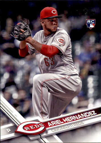 Photo of 2017 Topps Update #US48 Ariel Hernandez RC