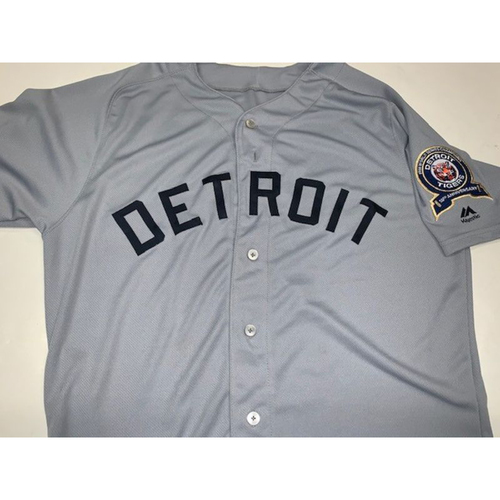 Team-Issued 1968 50th Anniversary Jersey: Blank