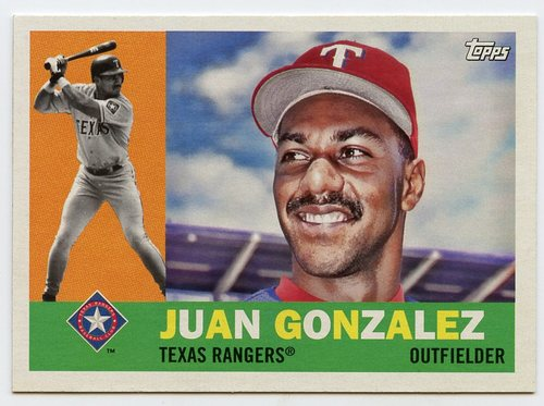 Photo of 2017 Topps Archives #32 Juan Gonzalez