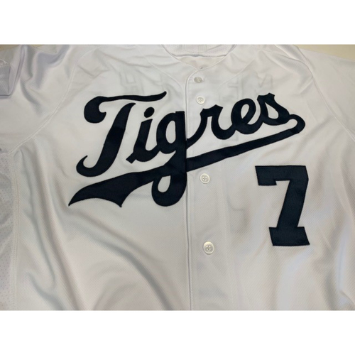 Photo of Team-Issued Fiesta Tigres Jersey: Jordy Mercer