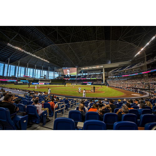 Photo of VIP Ciroc Lounge Experience at Marlins Park