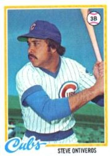 Photo of 1978 Topps #76 Steve Ontiveros