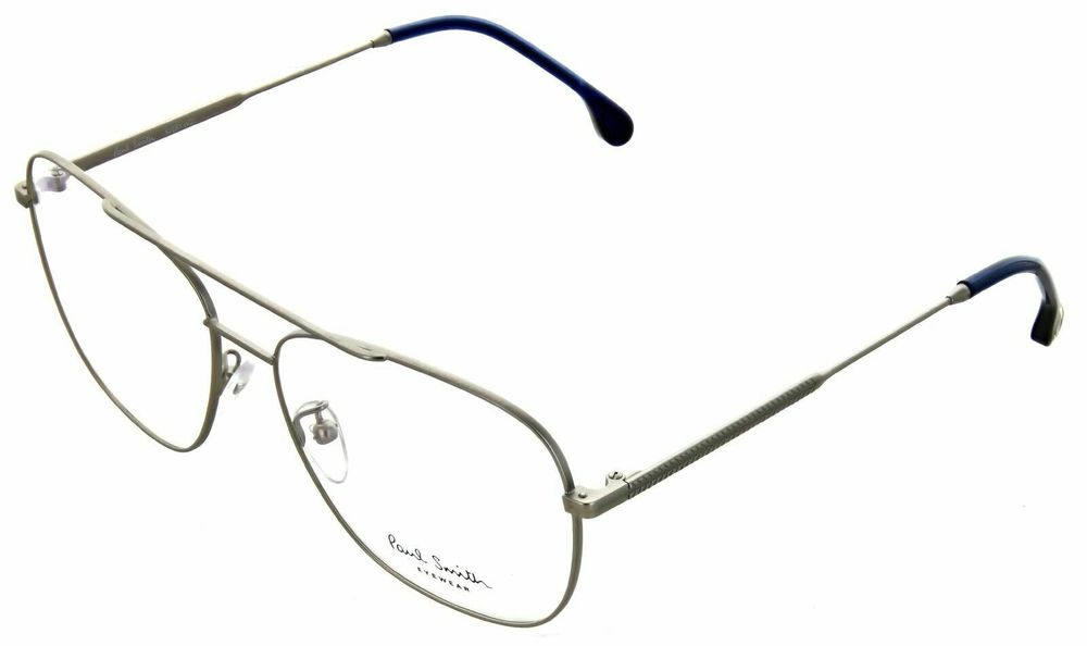 Photo of Paul Smith Avery Matte Silver Optical Frames