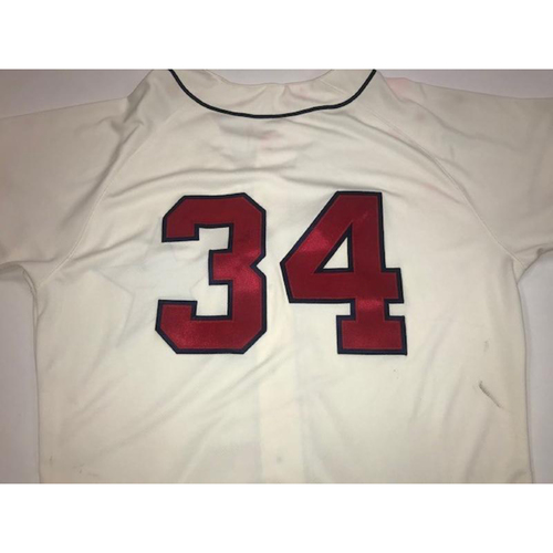 Photo of Game-Used Detroit Stars Jersey: James McCann