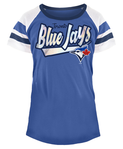 Toronto Blue Jays Youth Baby Jersey T-shirt by New Era