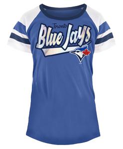 Toronto Blue Jays Youth Baby Jersey T-shirt by New Era