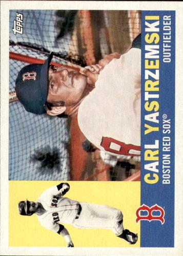 Photo of 2017 Topps Archives #34 Carl Yastrzemski