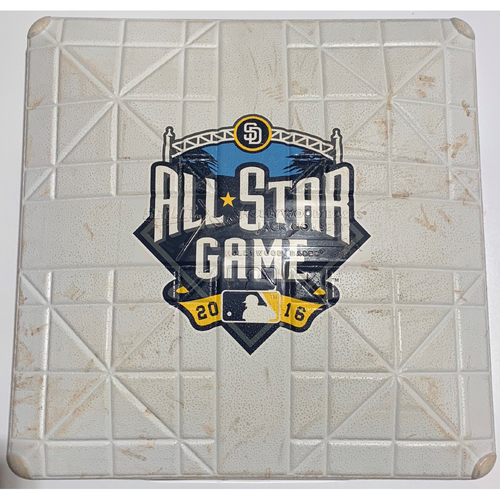 Photo of 2016 All Star Game Used 3rd Base -  Innings (6th - 7th) - July 12th
